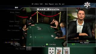 World Series of Poker 2008: Battle for the Bracelets Part 2 (XBOX 360) [HD]