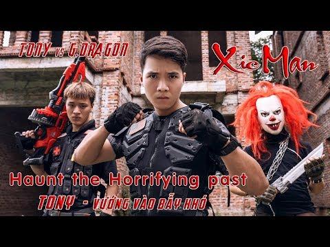 GUGU Nerf War : CID Dragon Nerf Guns Fight Criminal Group XICMAN Avenger Power