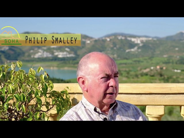 Testimonial de Phil Smalley