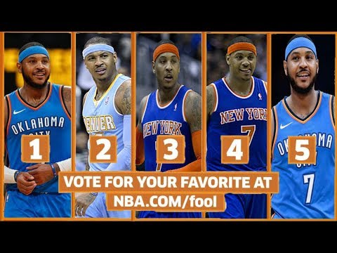 Shaqtin A Fool Carmelo Anthony Edition