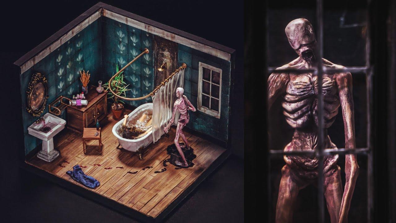 Phobia, Fear or Paranoia / Diorama / Creepy