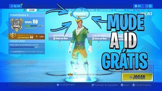 COMMENT CHANGER VOTRE ID À FORTNITE GRATUIT! (XBOX)-Fortnite Battle Royale