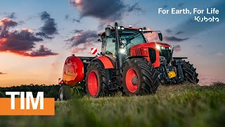 Tractor Implement Management: combination of comfort and productivity | #Kubota 2020