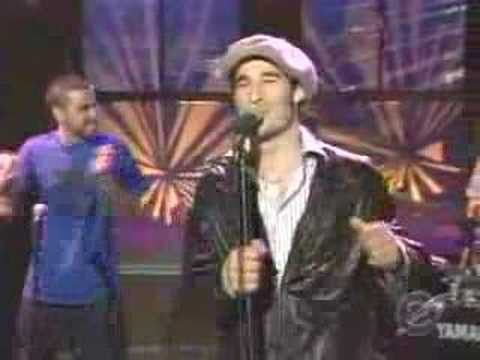 The Cat Empire on The Late Late Show with Craig Ferguson