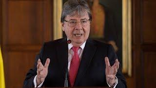 Carlos Holmes Trujillo, nuevo ministro de Defensa