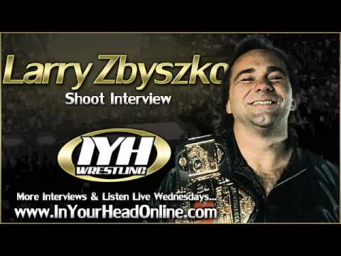 The Living Legend Larry Zbyszko Shoot Interview