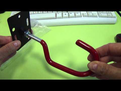 Крюки для монтажа на стену для хранения велосипедов  от Веломоды