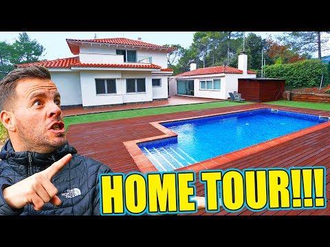 HOME TOUR de NUESTRA NUEVA CASA!! ItarteVlogs