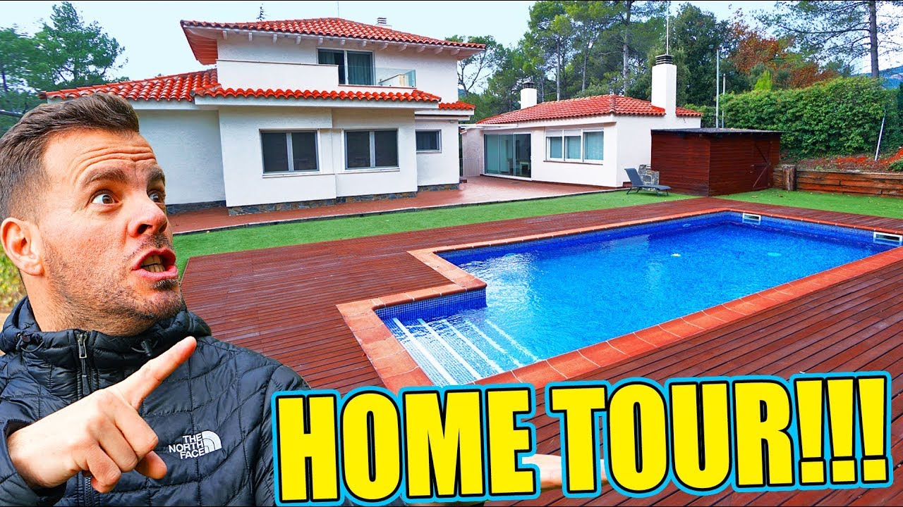 House Tour De Nuestra Nueva Casa Itartevlogs Youtube