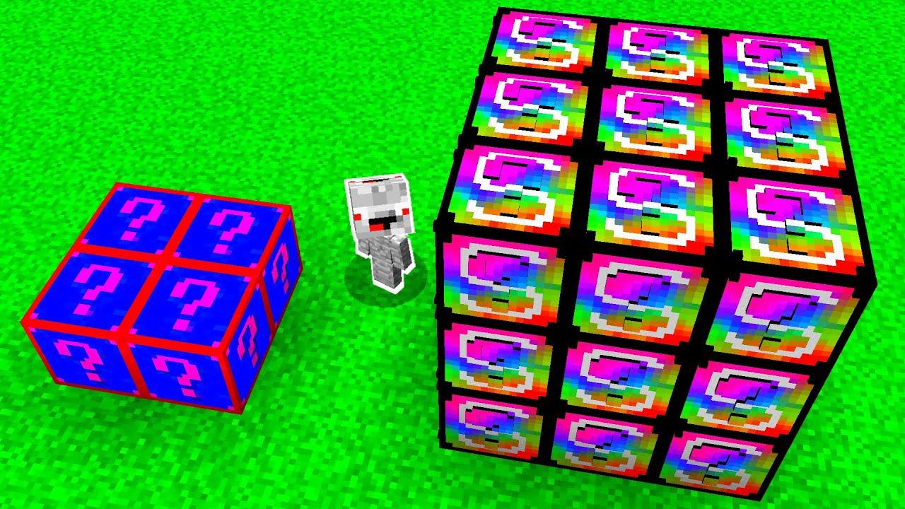 Download Wähle den richtigen OP Lucky Block, Alphastein! 😱