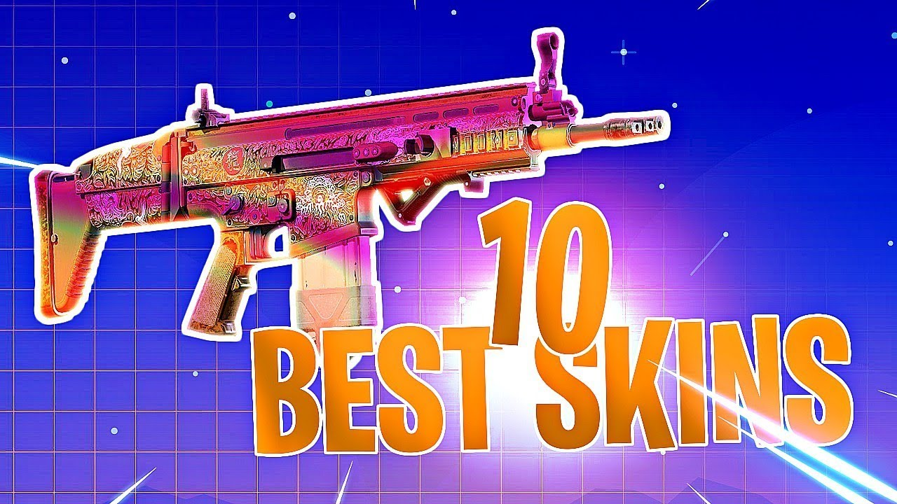 Here's Some Best Rainbow Six Siege Weapon Skins Worth Your Money