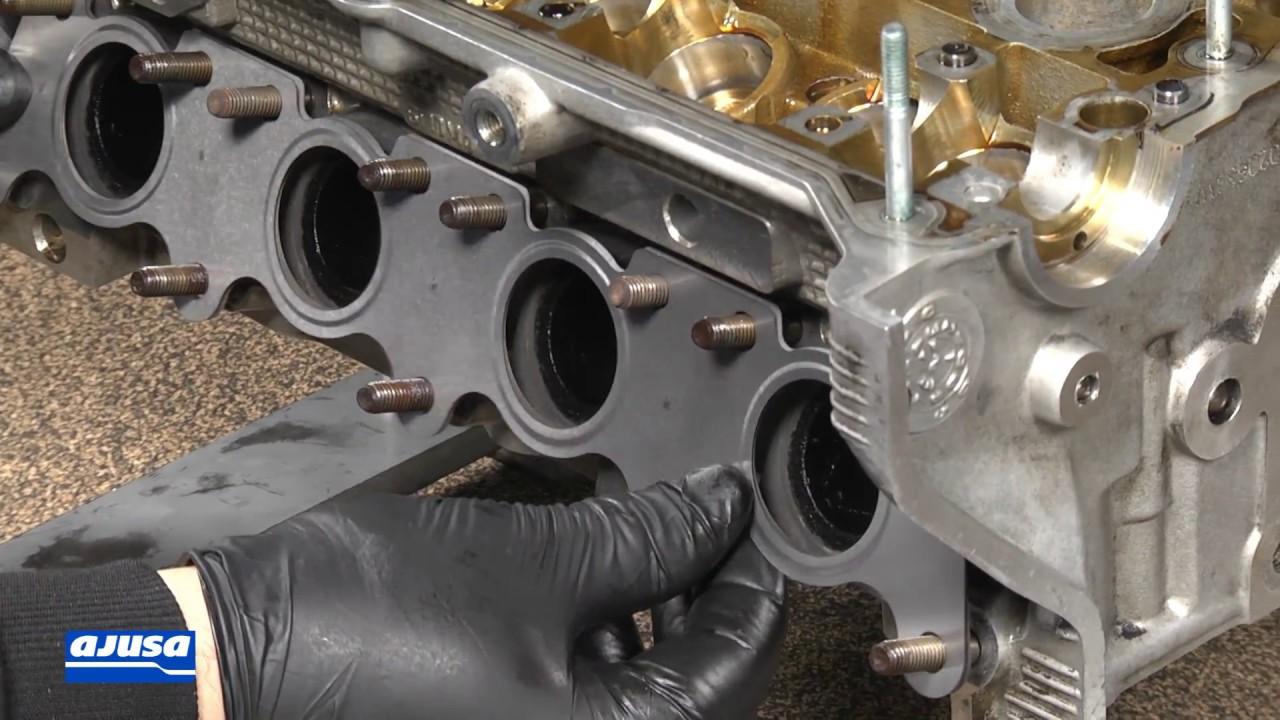 Exhaust Manifold Gasket / Colector de Escape – AUDI TT 1 ...