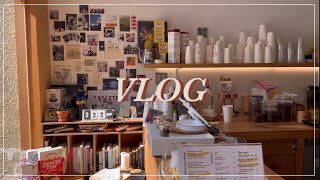 [VLOG]일상 브이로그 | 직장인 브이로그 | 휴무날…