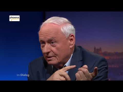 Im Dialog: Alfred Schier mit Oskar...
