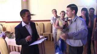 Похищение невесты. Конкурс жениха и свидетеля. HD