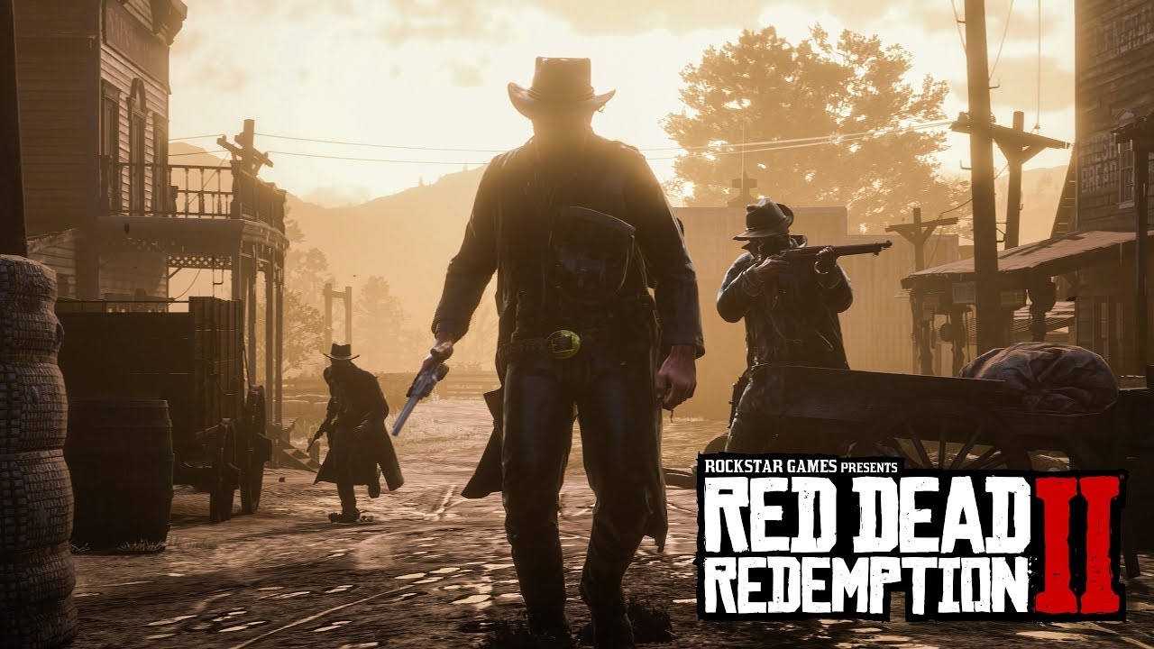 Download Red Dead Redemption 2: Vídeo Gameplay Oficial