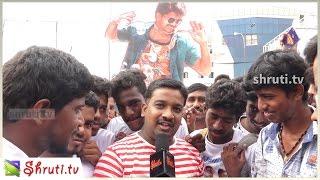 Ilayathalapathy Vijay | Theri 365 Days Celebration at Rohini Silver Screens