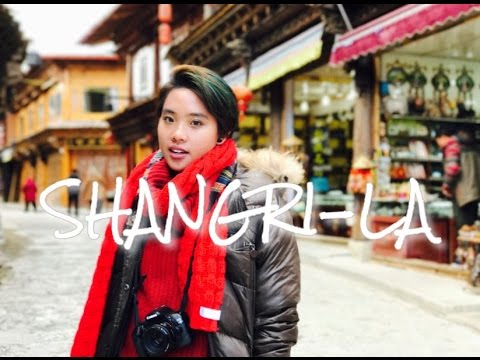 OFF TO SHANGRI-LA // YUNNAN PROVINCE (Tour)
