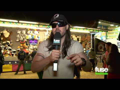 Andrew W.K., Fall Out Boy, AFI & More - Riot Fest 2013