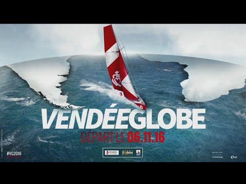 Vendée Globe 2016 : Phone Régie soutient Eric Bellion