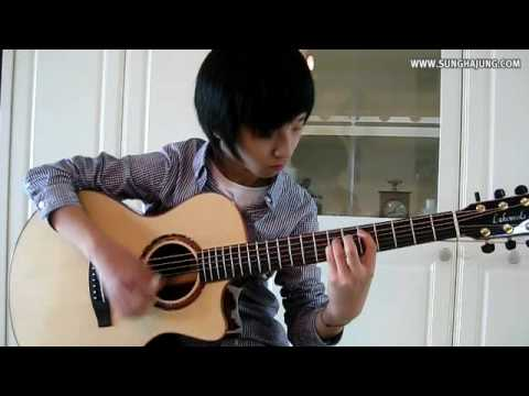 (Sting) Shape Of My Heart - Sungha Jung