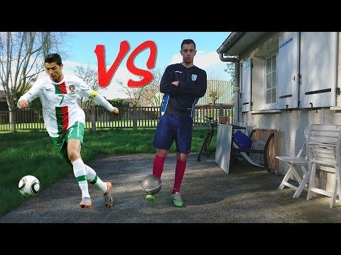FIFA vs Real Life - Skills