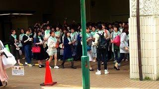 【訂正】蒼井美紀➡蒼井美樹〇 2017.5.21Filming SNOW TROUPE IRIMACHI i...