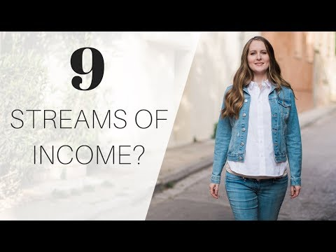 How I Created Multiple Streams of Income for Myself