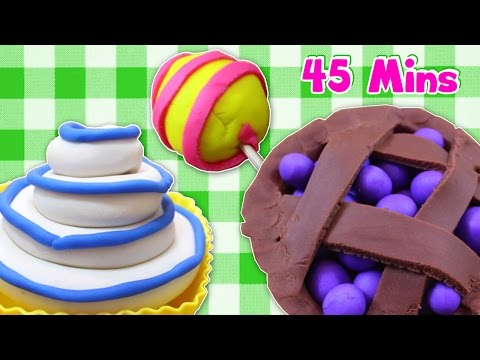 Best Of Play Doh How To | Fun DIY Play Doh How To Tutorials | Play Doh Lollipops and More