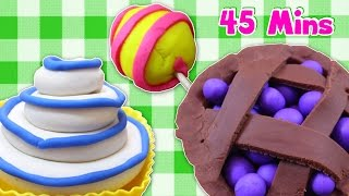 Best Of DIY Play Doh Tutorials | Learn How to Make Play Doh Lollipops and More