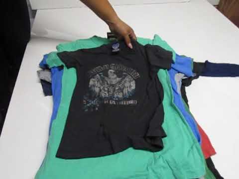 Wholesale Junk Food T-Shirts Tops At Tiedemann Globe INC
