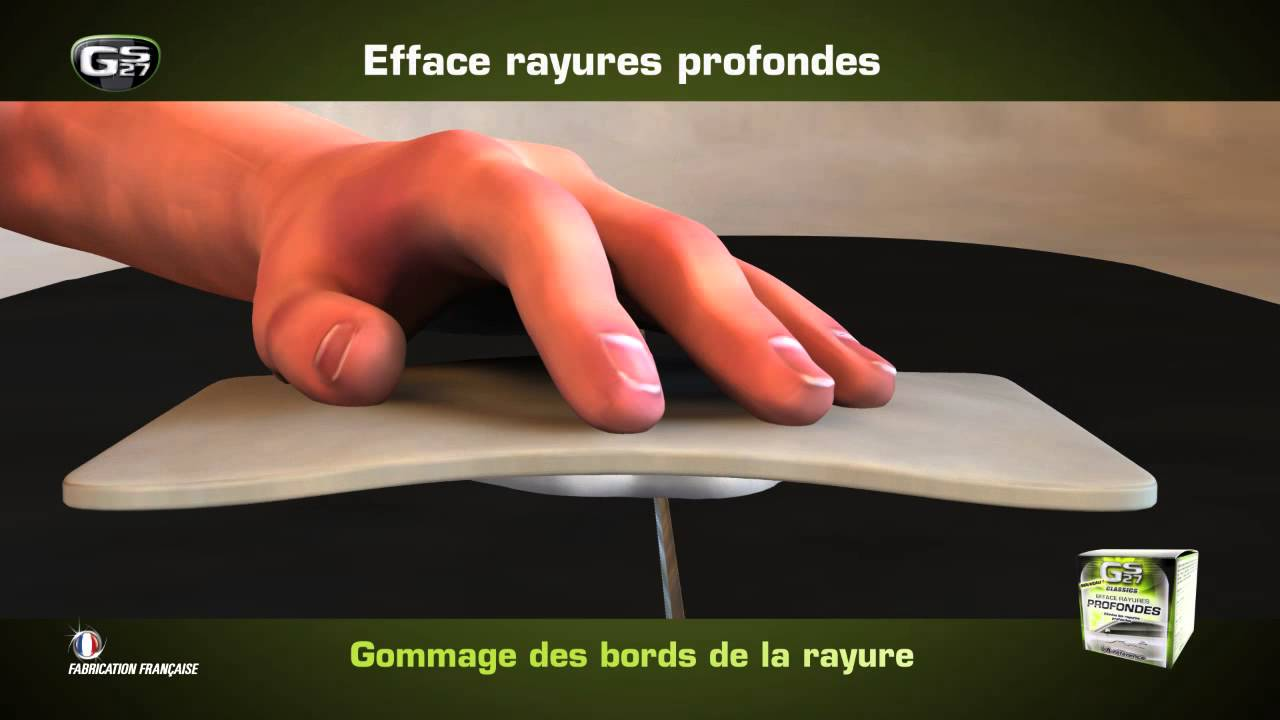 efface rayures profondes par gs27 classics youtube. Black Bedroom Furniture Sets. Home Design Ideas