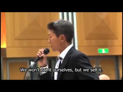Fukushima farmers describe what it's like to harvest poisoned food...
