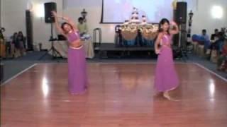 Ankhiyan Na Maar/Ja Ho Bollywood Fusion Dance clips