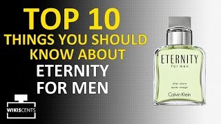 Fragrance Review: Eternity for Men
