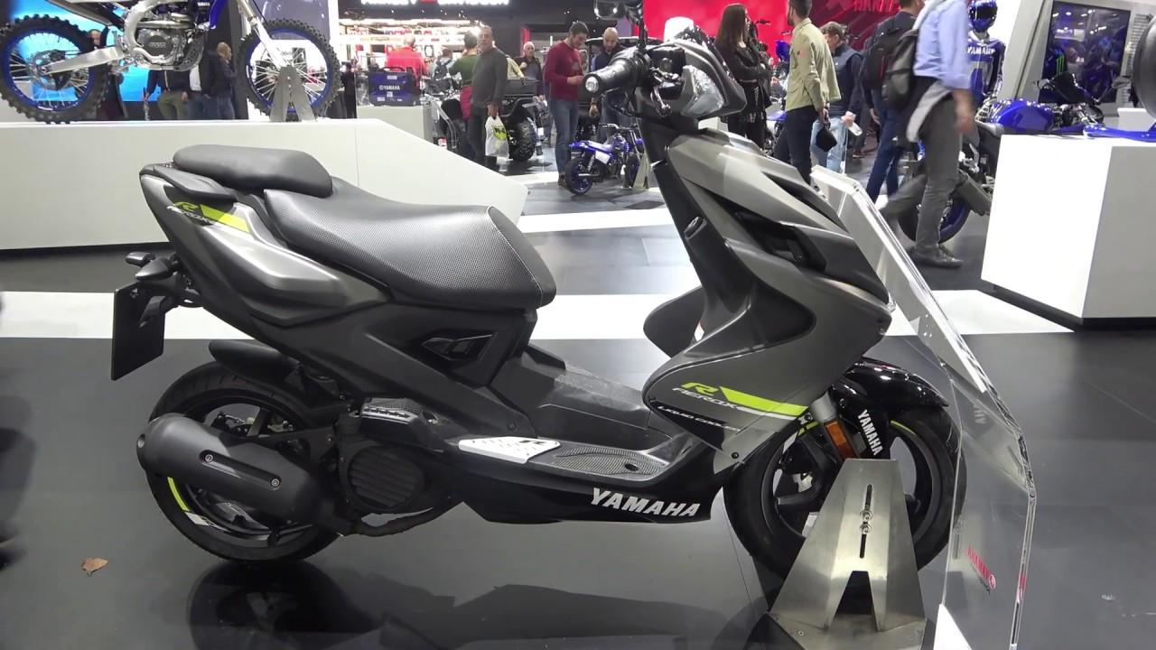 Bakal Ada Motor Matic Baru Lagi Dari Yamaha, Pakai Speedometer Y-Connect Lagi