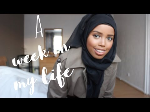 VLOG: A RANDOM WEEK IN MY LIFE  (LOTS OF SOMALI FOOD)