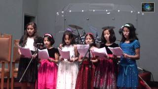 English Christian Hymn ~ Count Your Blessings ( Springs of Life - Alpha Children