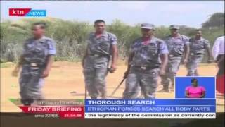 How thorough Ethiopian security search is