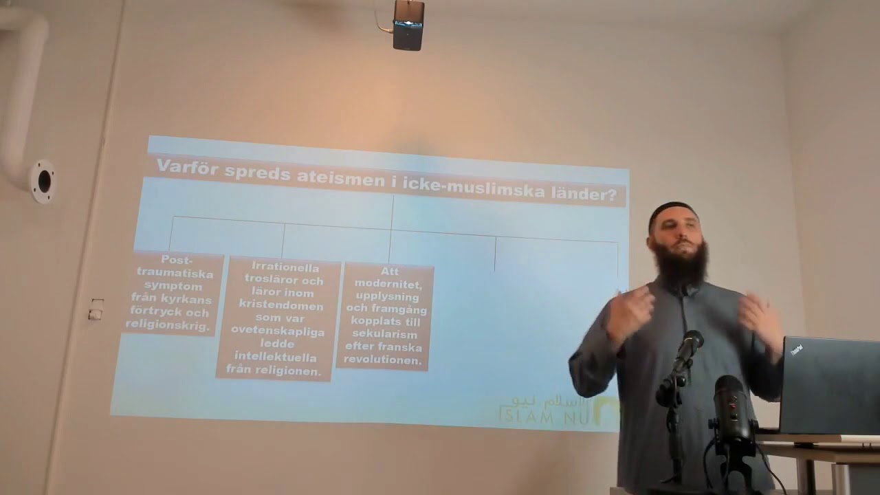 En kritisk analys av ateismen | del 2 | Shaykh Abdullah as-Sueidi
