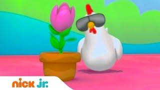 Весна пришла | Гуппи и пузырики | Nick Jr. Россия