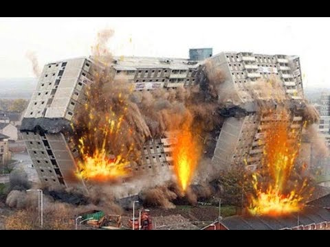 Buildings Must Die — Failed Architecture -failed building demolition