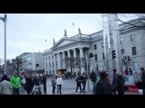 Dublin 1916 & Now