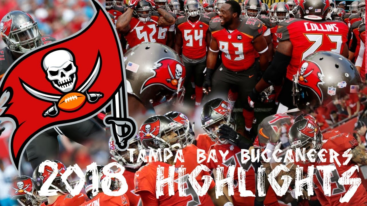 quality design 71aad 7bb61 2018 Tampa Bay Buccaneers | Full Season Highlights
