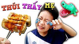 Tony   Trò Chơi Cá Sấu Ăn Đậu Hủ Thúi - Eat Stinky Tofu