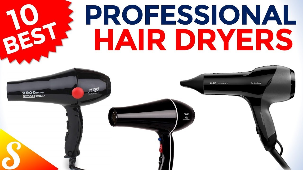 10 Best Professional Hair Dryers In India With Price