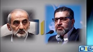 Debate about current affairs between Hossein Shariatmadari and Sadegh Kharazi