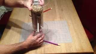 Bird Feeder With Recycled Materials How To- Marc W. Zak