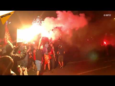 Greece: Rallies Against Macedonia Deal