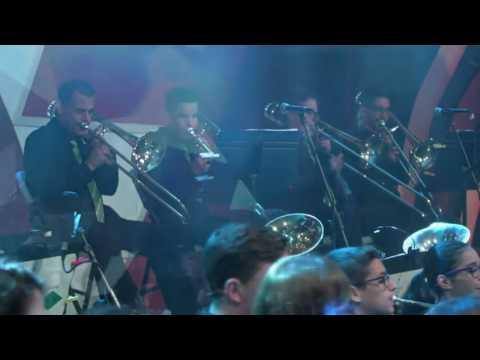 El duo dinamico, arreglo de Azael Tormo, interpretado por la Banda Municipal de Galdar